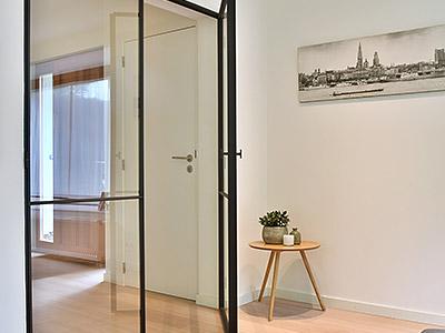 glassdesign - stalen en steellook binnendeuren