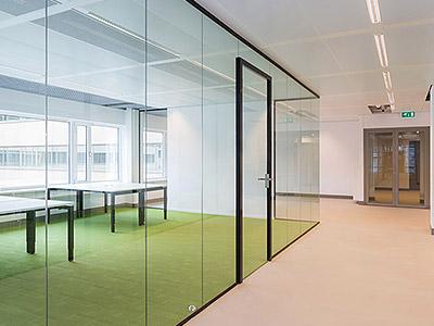 glassdesign - glazen kantoorwanden