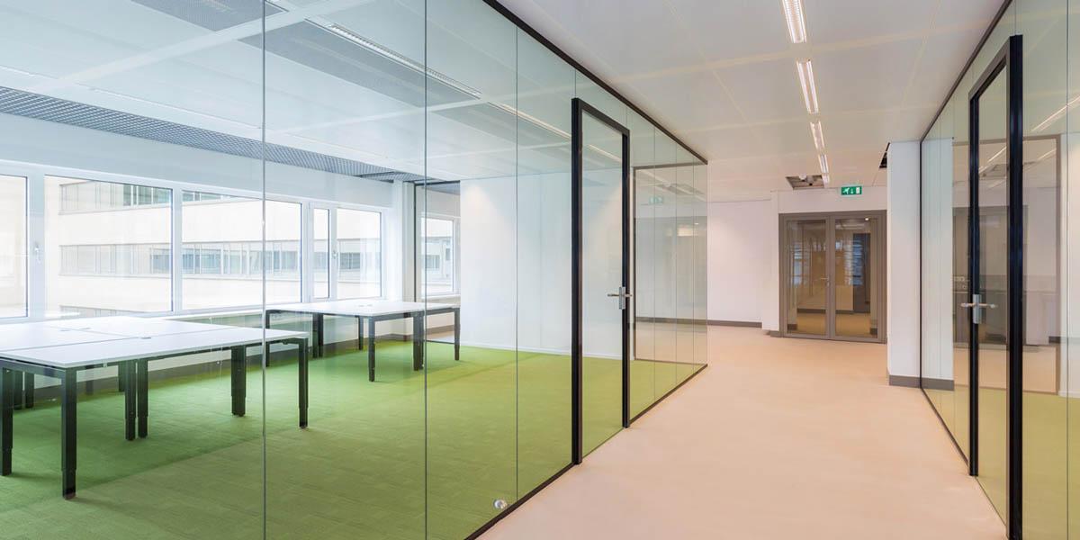 Systemes De Parois En Verre Pour Bureaux L Glassdesign