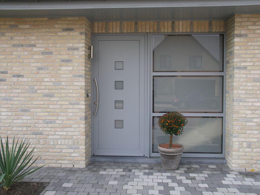 Raam en deur nieuwbouw