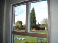 Renovatie raam